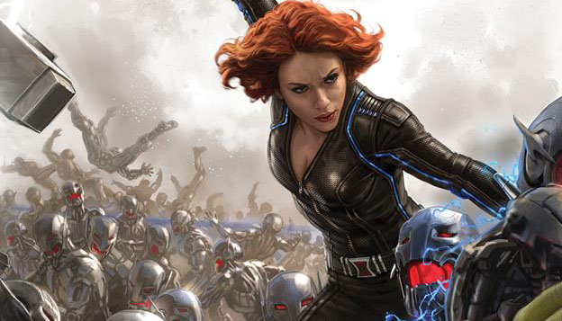 avengers age of ultron black widow thumb
