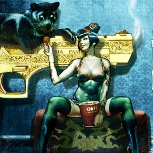 Blue Estate, a rail shooter for B-movie fans (PS4 review)