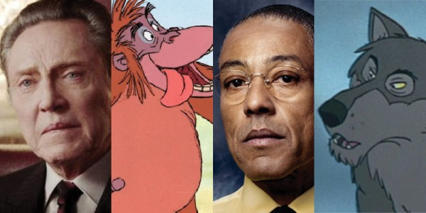 christopher walken esposito king louie akela