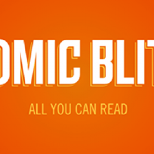 Could ComicBlitz be the Netflix for comic books?