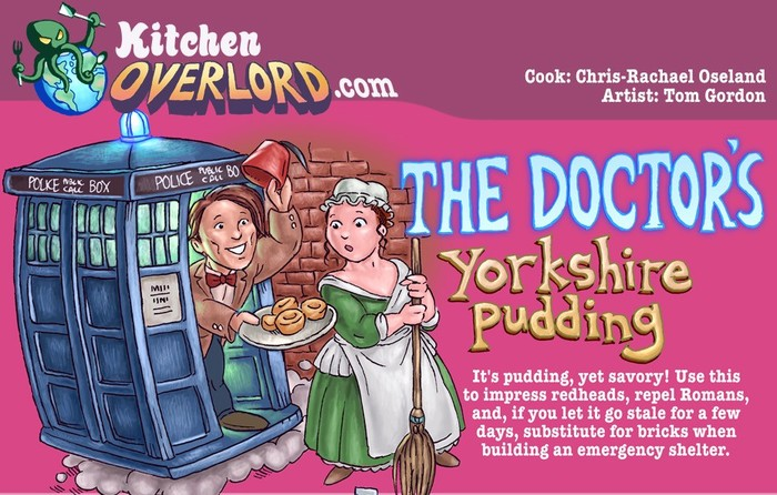 doctor who kitchen overlord
