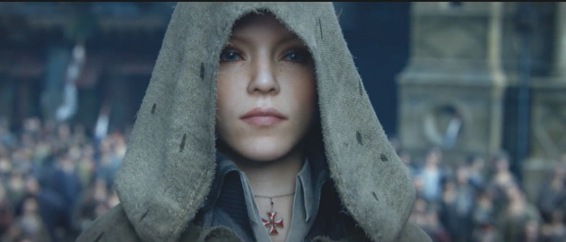 Assassin S Creed Unity Cg Trailer Has Assassin And Templar Working