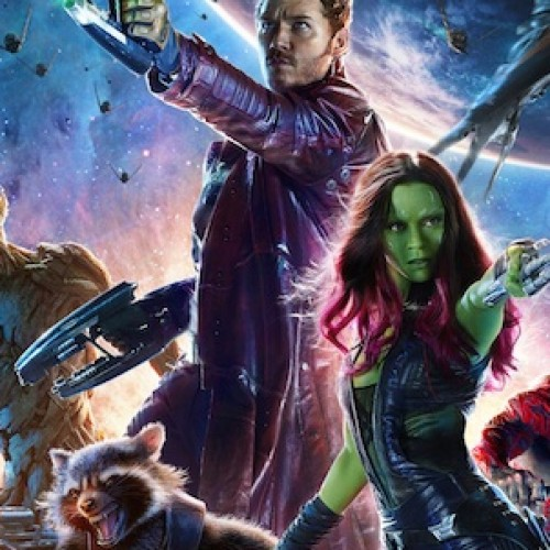 Guardians of the Galaxy is the #1 film again and will become highest grossing film of 2014