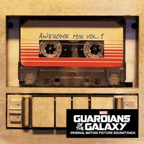 Guardians of the Galaxy soundtrack cover and tracklist revealed