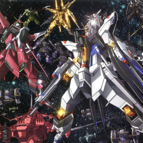 Dynasty Warriors: Gundam Reborn (review)