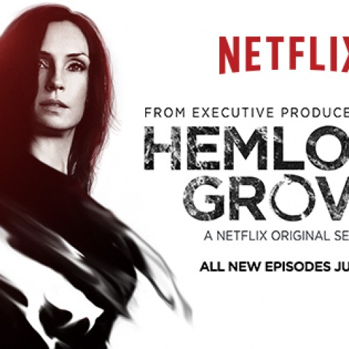 Hemlock Grove Season Two is coming!