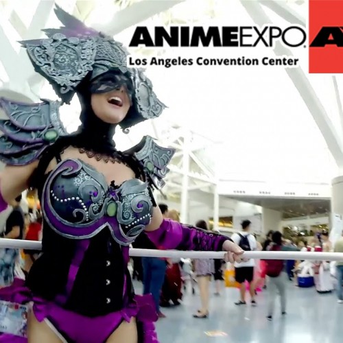 Nerd Reactor brings the Hula Cam to Anime Expo 2014