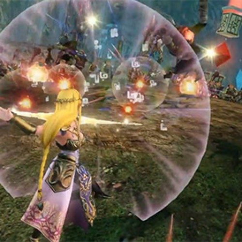 Hyrule Warriors gets a smashing new trailer