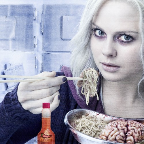 iZombie's hilarious take on Star Wars for the show's premiere countdown