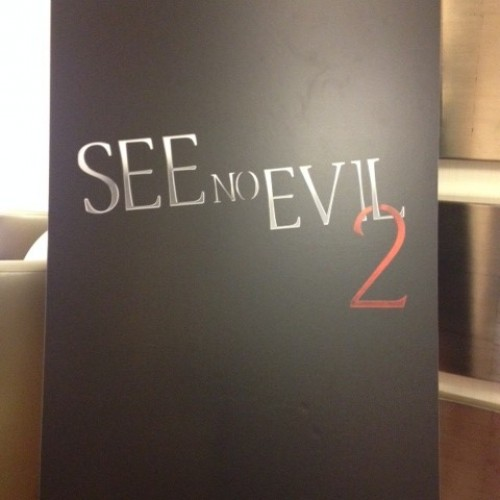 SDCC 2014: See No Evil 2 cast interviews