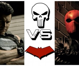 punisher vs red hood