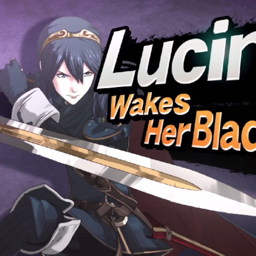 Lucia, Robin and Captain Falcon confirmed for Super Smash Bros