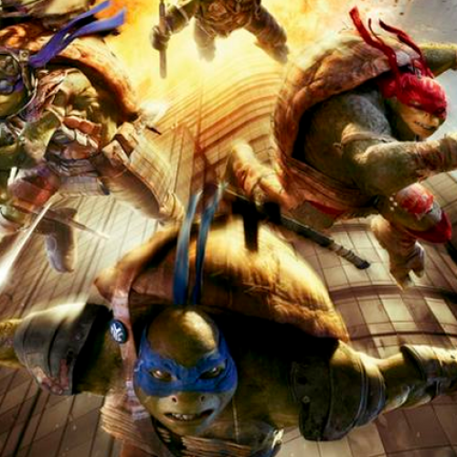Teenage Mutant Ninja Turtles trumps Guardians and also gets a sequel