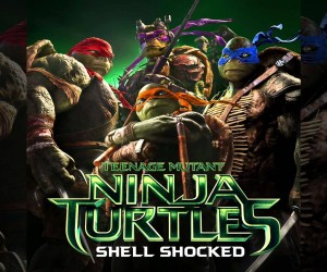teenage mutant ninja turtles shell shocked