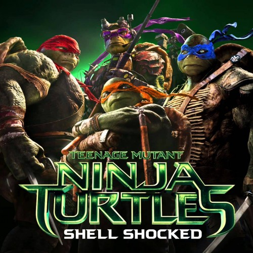 Get 'Shell Shocked' with official Teenage Mutant Ninja Turtles rap song