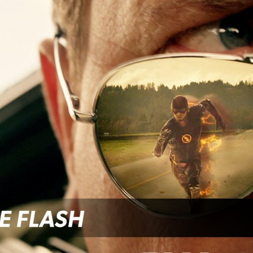 Cop sets up a speed trap in new The Flash trailer