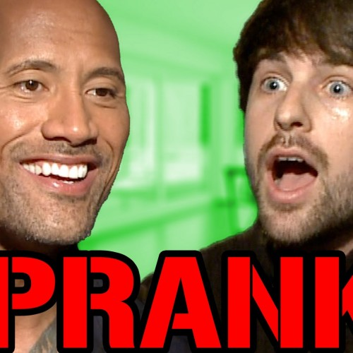 The Rock takes on Screen Junkies and Smosh