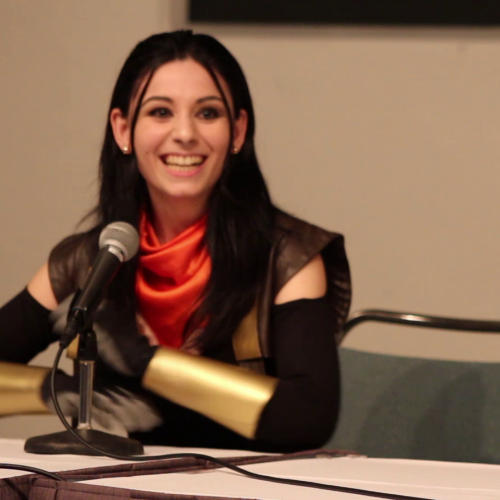 AX 2014: 'Learning About Cosplay In Italy' from Giada Robin (panel coverage)