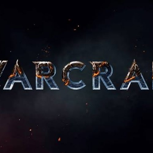 SDCC 2014: Warcraft movie logo revealed