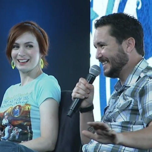 Nerd HQ: Conversations for a Cause: Wil Wheaton and Felicia Day