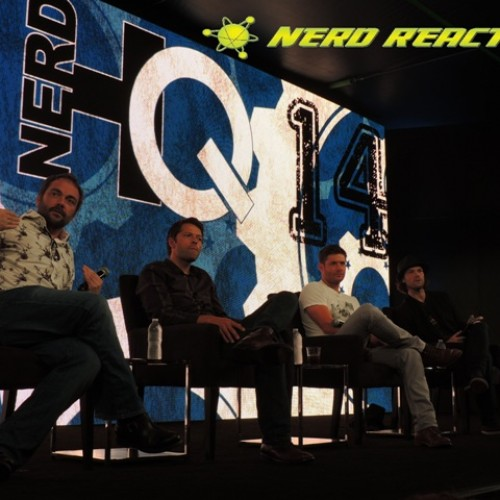 Nerd HQ: Conversations for a Cause: Supernatural