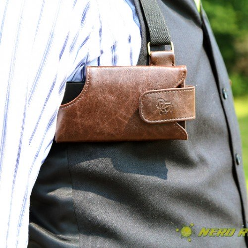 Quite the conversation starter, the LD West holster review!