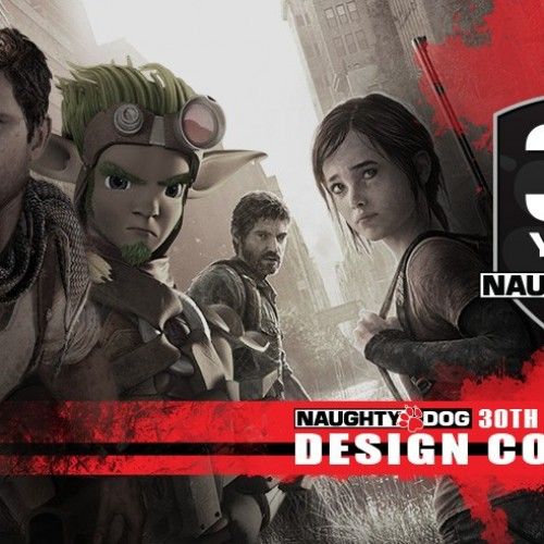 Naughty Dog is turning 30 and wants your best fan art!