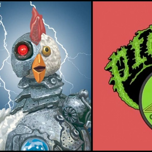 SDCC 2014: Robot Chicken and Mr. Pickles production team interview