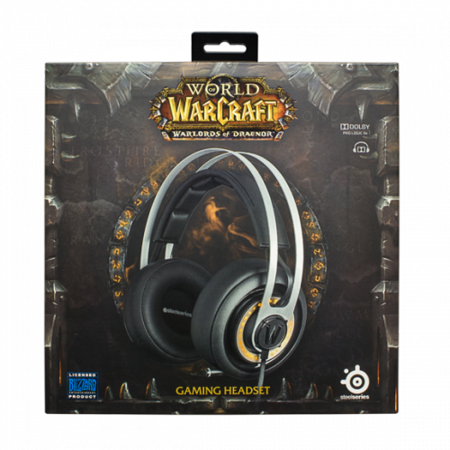 Steelseries: Siberia Elite WoW Edition for Warlords of Draenor announced!
