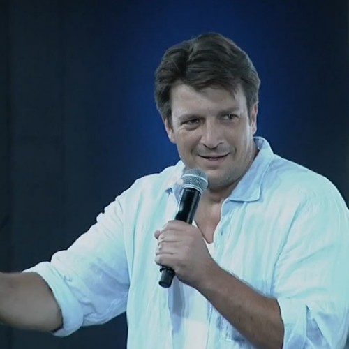 Nerd HQ: Conversations for a Cause: Nathan Fillion