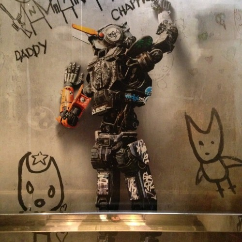 SDCC 2014: First look at Neill Blomkamp's Chappie