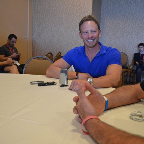 SDCC 2014: Interview with Sharknado 2 star Ian Ziering