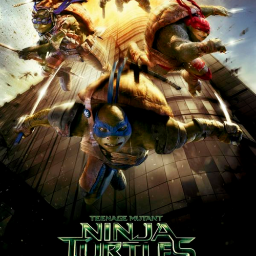 Teenage Mutant Ninja Turtles Blu-ray and DVD coming December 16th