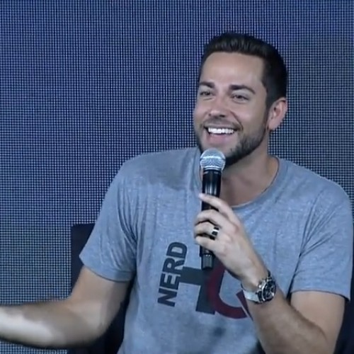 Nerd HQ: Conversations for a Cause: Zachary Levi