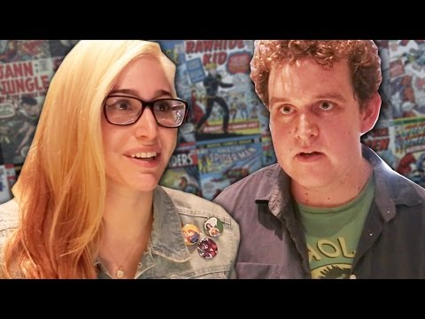 BuzzFeed addresses the 'fake geek girl' issue in its latest video