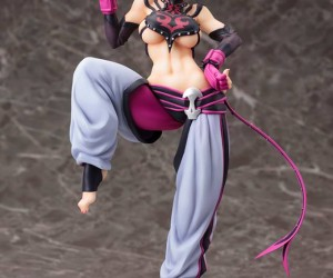 kotobukiya juri street fighter