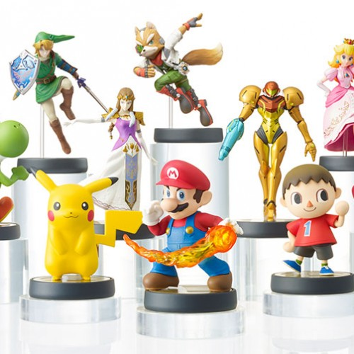 Several rare amiibo figures to be restocked