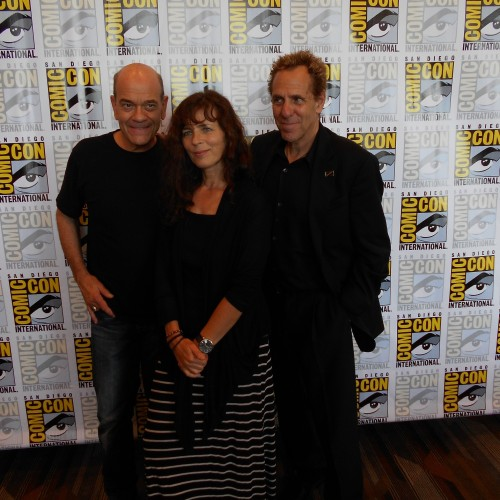 SDCC 2014: My Space Command journey
