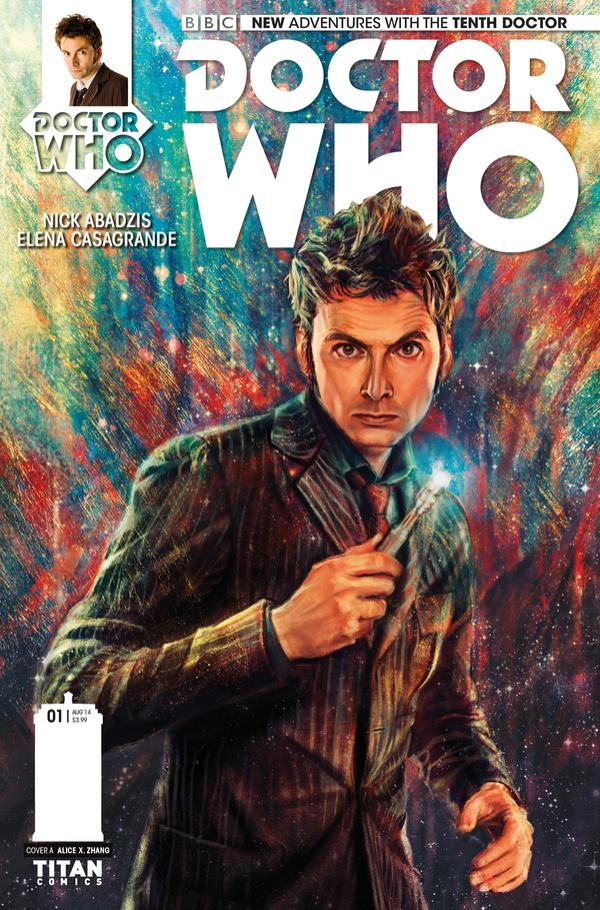 Doctor Who Cover