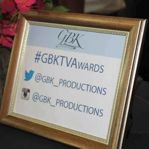 The Emmy Awards get some pampering from GBK's Luxury Gift Lounge