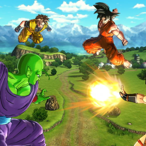 The newest character in Dragon Ball Xenoverse is…You!