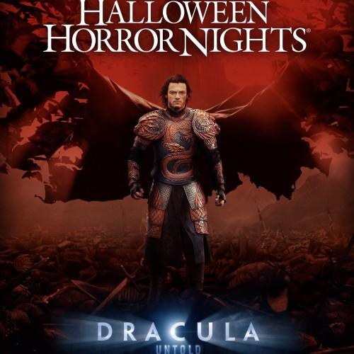 Universal Studios Halloween Horror Nights will feature Dracula Untold, From Dusk Till Dawn, and The Purge mazes