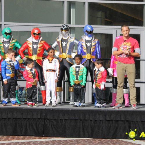 Power Morphicon 2014 teams up with Make-A-Wish Foundation