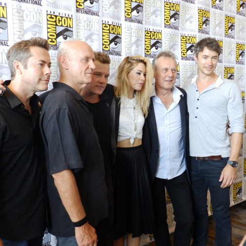 SDCC 2014: SyFy's Dominion will leave you wanting more