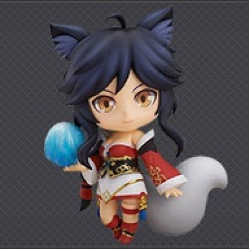 The League of Legends 2014 World Finals store to feature a new Ahri Nendoroid