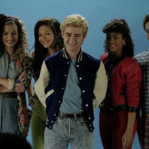 The first 5 minutes of The Unauthorized Saved by the Bell Story is now online