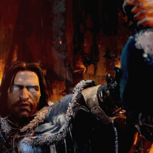 SDCC 2014 – Middle-earth: Shadow of Mordor