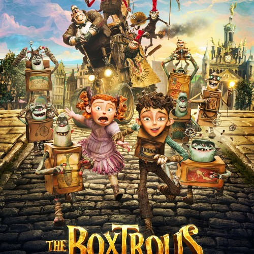 The Boxtrolls gets a new poster