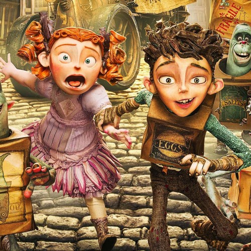Watch two new clips from The Boxtrolls