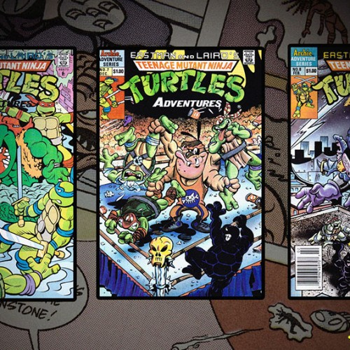 Exclusive: Images from 'Turtle Power: The Definitive History of the Teenage Mutant Ninja Turtles'